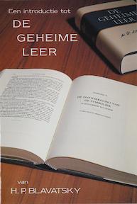 Een introductie tot de geheime leer - H.P. Blavatsky, G.F. Knoche, R. Bowen (ISBN 9789070328412)