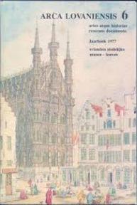 Het stadhuis van Leuven - A. Maesschalck, Jos Viaene
