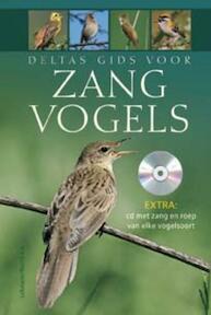 Deltas gids voor zangvogels + CD - Michael Lohmann (ISBN 9789044725377)