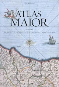 Atlas Maior - van 1665 [NL Editie] - Joan Blaeu (ISBN 9783836541947)