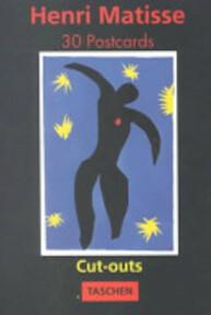Cut outs - Henri Matisse (ISBN 9783822894439)