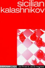 Sicilian Kalashnikov - Jan Pinski, Jacob Aagaard (ISBN 9781857442571)