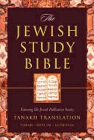 The Jewish Study Bible - Adele Berlin, Marc Zvi Brettler (ISBN 9780195297546)