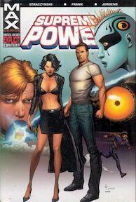 Supreme Power - J. Michael Straczynski (ISBN 9780785121336)