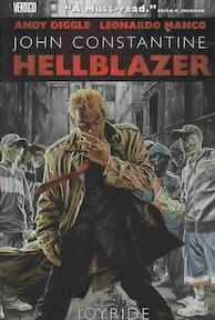 John Constantine Hellblazer - Andy Diggle, Leonardo Manco (ISBN 9781401216511)