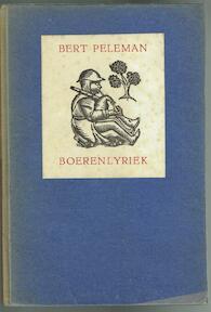 Boerenlyriek - Bert Peleman