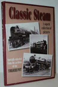 Classic Steam - Allen Rowley (ISBN 9781859831038)