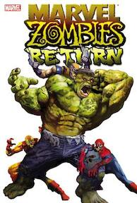 Marvel Zombies Return - Fred Van Lente, David Wellington, Jonathan Maberry (ISBN 9780785142386)