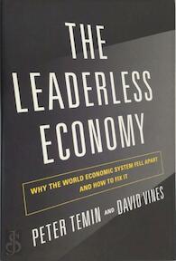 The Leaderless Economy - Peter Temin (ISBN 9780691157436)