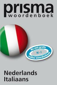 Prisma woordenboek Nederlands-Italiaans - G. Visser-boezaardt (ISBN 9789027493408)