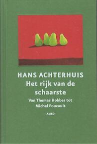 Het rijk van de schaarste - Hans Achterhuis (ISBN 9789026324604)
