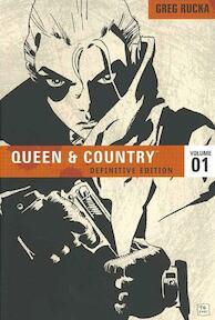 Queen & Country - Greg Rucka (ISBN 9781932664874)