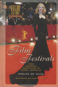 Film Festivals - M. van de Valck (ISBN 9789053562161)