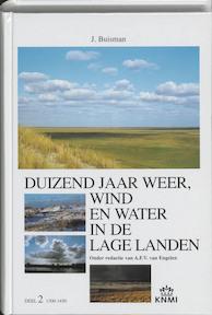 Duizend jaar weer, wind, en water in de Lage Landen 2 1300-1450 - Jan Buisman (ISBN 9789051941418)