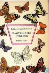 Dagvlinders in kleur - Leif Lyneborg, C.J. Zwakhals (ISBN 9789022611012)