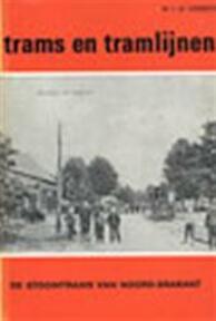 De Stoomtrams van Noord-Brabant - W.J.M. Leideritz (ISBN 9789060078020)