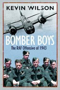 Bomber boys - Kevin Wilson (ISBN 9780297846376)