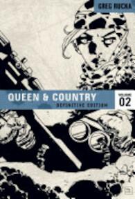 Queen & Country - Greg Rucka (ISBN 9781932664898)