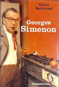 Georges Simenon - Alain Bertrand (ISBN 9782737701108)