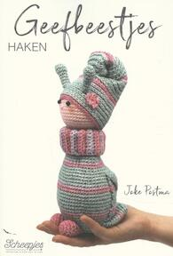 Geefbeestjes haken - Joke Postma (ISBN 9789491840302)