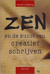 Zen en de kunst van creatief schrijven - Natalie Goldberg, Janny ter Meer (ISBN 9789023010456)