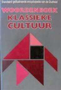 Woordenboek klassieke cultuur - G.H. Halsberghe, Amp, G. Halsberghe (ISBN 9789002181597)