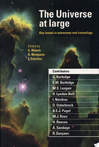 The Universe at Large - Guido Münch, Antonio Mampaso, F. Sánchez (ISBN 9780521589444)