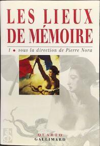 Les lieux de mémoire 1 - Pierre Nora (ISBN 9782070749027)