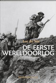 De Eerste Wereldoorlog - Luc de Vos (ISBN 9789058262264)