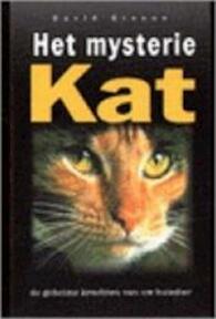 Het mysterie kat - David Greene (ISBN 9789065640741)