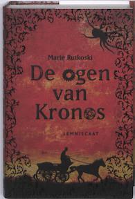 De ogen van Kronos - Marie Rutkoski (ISBN 9789047701880)