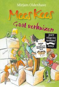 Mees Kees gaat verhuizen - Mirjam Oldenhave (ISBN 9789021669656)
