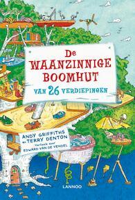 De waanzinnige boomhut van 26 verdiepingen - Andy Griffiths, Terry Denton (ISBN 9789401415347)