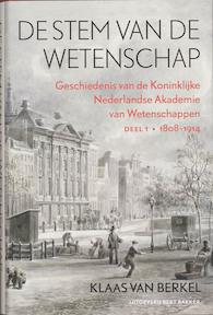 De stem van de wetenschap - K. van Berkel (ISBN 9789035132672)