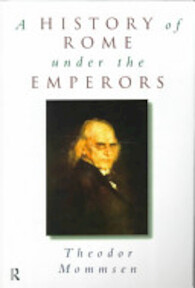 A History of Rome Under the Emperors - Theodor Mommsen (ISBN 9780415206471)