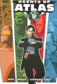 Agents of Atlas: Turf Wars - Jeff Parker (ISBN 9780785127123)
