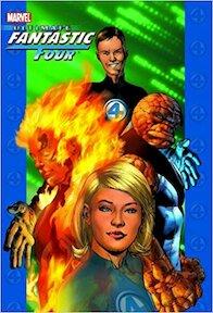 Ultimate Fantastic 4 Vol. 1: - Brian Michael Bendis, Mark Millar (ISBN 9780785114581)