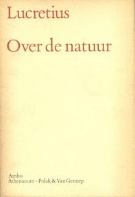 Over de natuur - Lucretius (ISBN 9789026307058)