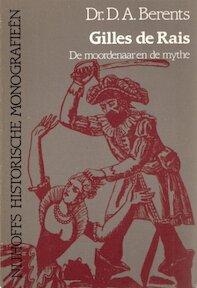 Gilles de rais - D.A. Berents (ISBN 9789024791255)
