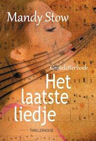 Het laatste liedje - Groteletterboek - Mandy Stow (ISBN 9789462602519)
