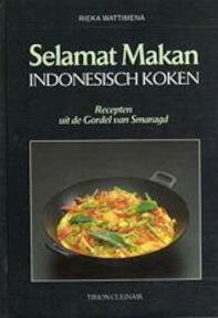 Selamat Makan Indonesisch Koken - Rieka Wattimena (ISBN 9789051212112)
