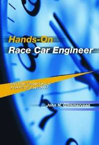 Hands-on Race Car Engineer - John H. Glimmerveen (ISBN 9780768008982)