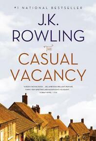 The Casual Vacancy - J. K. Rowling (ISBN 9780316228589)