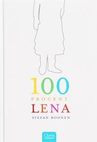 100 procent Lena - Stefan Boonen (ISBN 9789044806366)