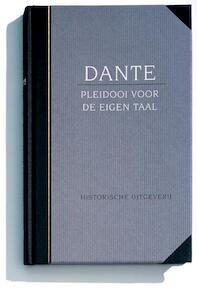 Pleidooi voor de eigen taal - Dante Alighieri, Lolle Wibe Nauta (ISBN 9789065544728)
