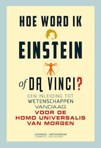 Hoe word ik Einstein of Da Vinci? (ISBN 9789401426329)
