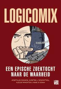 Logicomix - Christos H. Apostolos / Papadimitriou Doxiadis (ISBN 9789049501723)