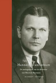Hannema's universum - Tjeu Strous (ISBN 9789061006916)