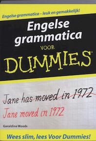 Engelse grammatica voor Dummies - Geraldine Woods (ISBN 9789043016834)