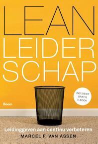 Lean leiderschap - Marcel F. van Assen (ISBN 9789024404292)